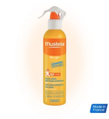Mustela solar spray spf50+ 300ml - Andorra
