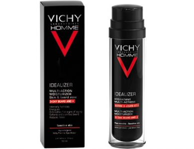 Vichy Idealizer Hydratant multi-actions barbe 3 jours ET- Andorra