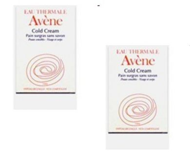 Avene LOT X 2 Cold cream Pain surgras- Andorra